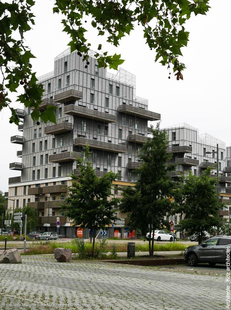 Photographe : Frédéric Maigrot - Architecte : Koz architectes