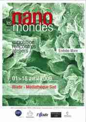 Exposition Les nanomondes