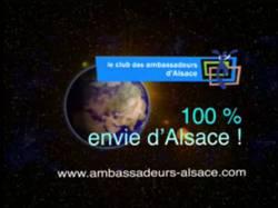100 % envie d'Alsace !