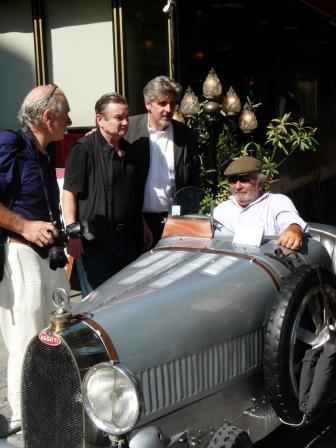 Bugatti fête son centenaire avec la Maison de l'Alsace sur les Champs !