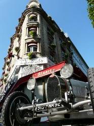 Bugatti, les Purs Sangs à Paris