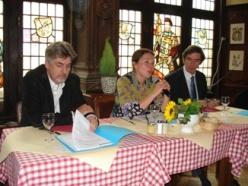 Les Ambassadeurs d'Alsace au Club de la Presse