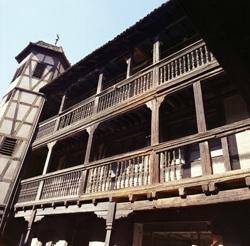 La Cour du Corbeau