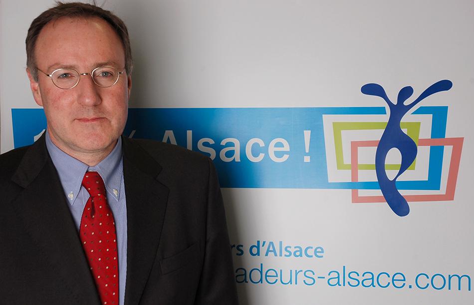 Vincent Froehlicher, Directeur général de l'ADIRA et grand acteur   du Club.