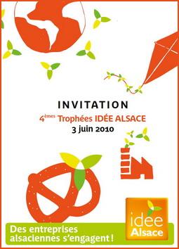 4èmes Trophée Idée Alsace