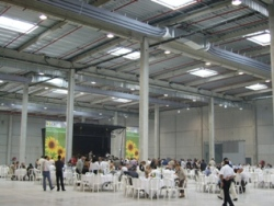 Inauguration du Club des Ambassadeurs d'Alsace lors d'un gigot-bitume