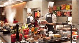 Le Parc Obernai - Live Cuisine