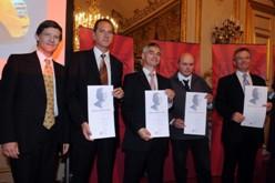 Socomec reçoit le prix JANUS 2008