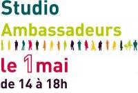 Studio Ambassadeurs, le 1er mai 2010