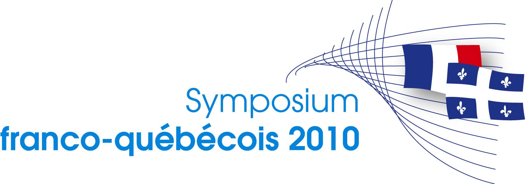 Symposium franco-quebecois 2010
