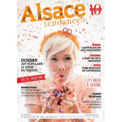 Magazine Alsace Tendances Printemps 2015