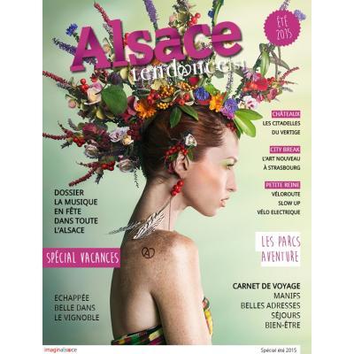 Magazine Alsace Tendances Été 2015