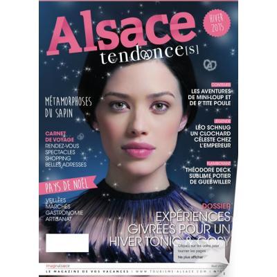 Magazine Alsace Tendances Hiver 2015