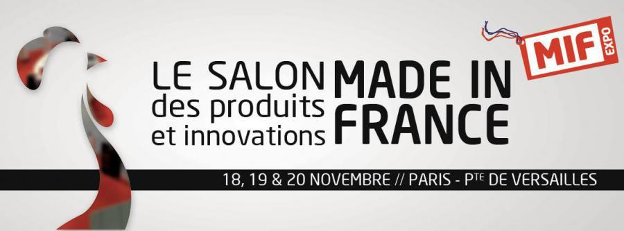 Cinq entreprises ambassadrices de l 39 alsace au salon du for Mif expo le salon du made in france 10 novembre